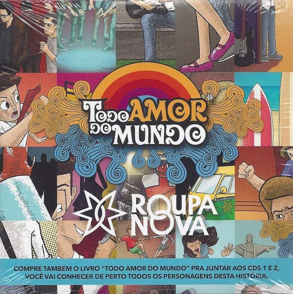 Baixar CD Todo Amor do Mundo – Roupa Nova
