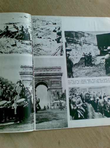 Revista - A Segunda Guerra Mundial - 6- Pétain Se Rende