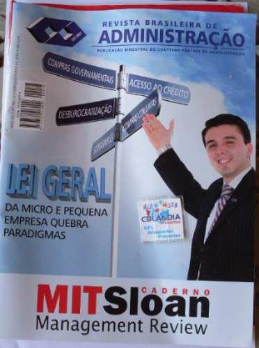 Revista Brasileira De Administração 78 - Cdlandia