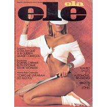 Ele Ela - 1978 - No.90 - Com Poster