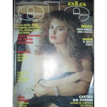 Revista Ele & Ela- Maio De 1991 Nº 203