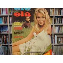Revista Ele Ela Nº 6 - Ano 1 - Outubro 1969 - Raríssima!!!