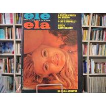 Revista Ele Ela Nº 7 - Ano 1 - Novembro 1969 - Raríssima!!!