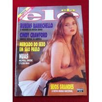 Revista Ele Ela Melinda Simone Cindy Crawford Top Model Elis