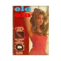 Revista Ele Ela Ler A Dois 11 Mar 1970 Sem Poster