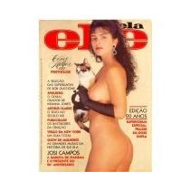 Revista Ele Ela Josi Campos Ed 20 Anos 241 Jul 1989