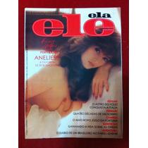 Revista Ele Ela 89 Aneliese Christina Mara M Anne C Corina