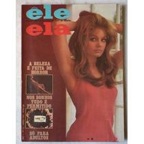 Revista Ele Ela Nº 11 De Março De 1970