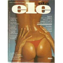 Revista Ele Ela N° 105 Janeiro 1978