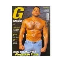 Revista G Magazine Alexandre Frota 49 Out 2001