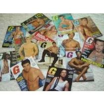 G Magazine (algumas Edições)
