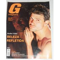 G Magazine Ed.158\2011-andre Vidal-excelente Estado