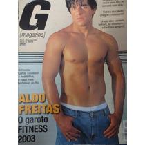 Revista G Magazine Edição 74 - Aldo Freitas