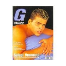 Revista G Magazine Rafael Vannucci 47 Agos 2001
