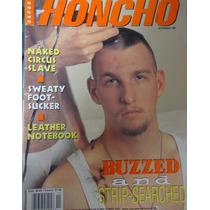 Revista Honcho Novembro De 1995 (norte-americana)