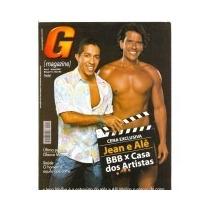Revista G Magazine Jean E Alê 92 Mai 2005
