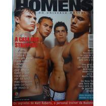 Revista Homens A Casa Dos Strippers Nº: 52
