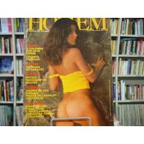 Revista Homem Nº 6 - Fevereiro 1979 - Raríssima!!!