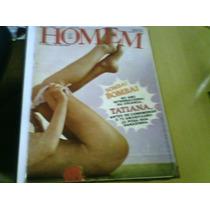 Revista Homem Nº10 Jun79 Tatiana