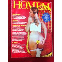 Revista Homem 79 Aldine Muller Irene Mulata Maria Lucia Nua