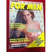 Revista Homem For Men Mulheres Nuas Contos Sexo Quadrinhos