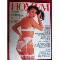 Revista Homem 86 Vanessa Alves Garota M Tânia Santiago Gatas