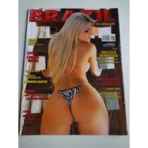 Revista Brazil Sex Magazine N° 176