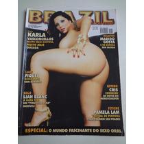 Revista Brazil Sex Magazine Ano. 17 N° 182