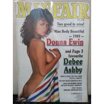 Revista Pornô / Erótica Importada - Mayfair - Vol. 24 Nº10