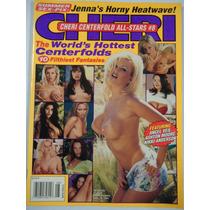 Revista Pornô/erótica Cheri Importada Dezembro De 1999