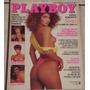 Revista Playboy - Sônia - 1984 - Com Pôster