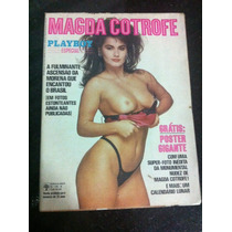 Playboy Especial Magda Cotrofe Musa Deusa Gata Bunda Espetac