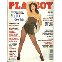 Playboy #244 - Maira Rocha - Bonellihq Cx 37