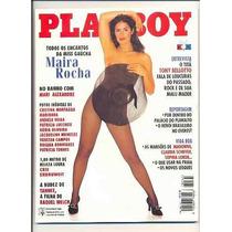 Playboy 244- Novembro 1995- Maira Rocha- Welch-oliiver-evans