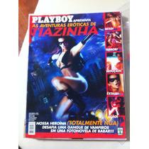 Playboy Especial Tiazinha Sexy E Ousada Em Perfeito Estado.