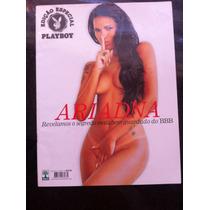 Playboy Especial Ariadna Bbb Gata Trans Mais Famosa Do Brasi