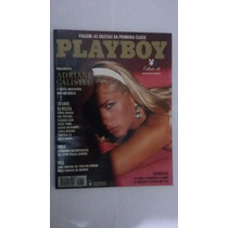Revista Playboy Adriane Galisteu Edição Aniversário 20 Anos