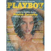 Playboy 214 - Monica Carvalho - Gibiteria Bonellihq Cx 85