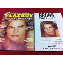 Revista Playboy Bruna Lombardi Yoshie Britany Tania Ninfeta