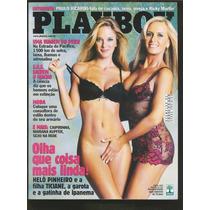 Playboy Ticiane Pinheiro E Sua Mae Helô