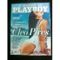 Playboy Especial Cleo Pires E O Mundo De Playboy Lacrada Fab
