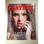 Revista Playboy Atriz Letícia Birkheuer Especial De Natal