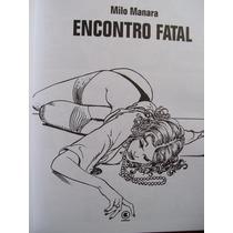 Gibi Erótico Quadrinhos Europeus Sex Milo Manara Novo