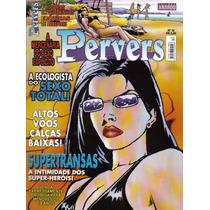 Quadrinhos Eróticos - Pervers Nº12