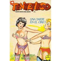 Gibi Pornô Erótico Espanhol Antigo Anos 80 Quadrinhos Sexo