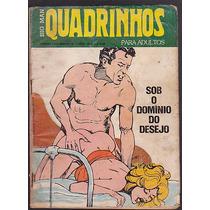 Revista Big Man Quadrinhos Para Adultos