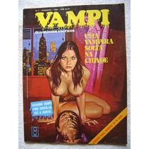 Vampi No.1 Fevereiro 1980 Idéia Editorial Ótima!