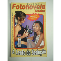 Revista Lesbian Fotonovela Erotica Ano. N° 3