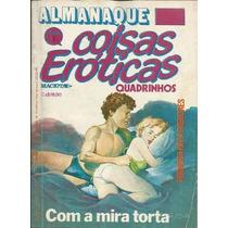 Almanaque Coisas Eróticas Quadrinhos