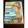 Revista Sexy Especial De Aniversario Mari Alexandre Nota 10